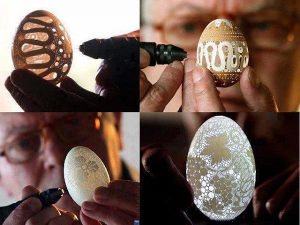 eieren kunst